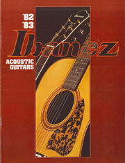 1982-83 Acoustic Guitars front-cover