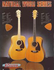 1982 Natural Wood Series front
