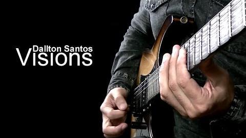 NEW Fusion Guitar I Visions (Full Song) I Guitar