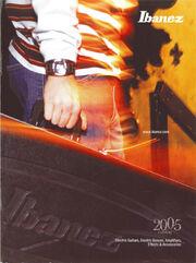 2005 Japan catalog-cover