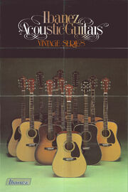 1981 Acoustic Guitars front-cover