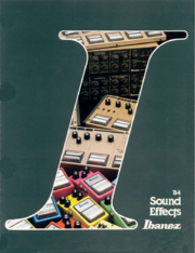 1984 Sound Effects German front-cover