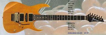 1996 RG470FMR BT