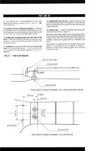 Ibanez Edge TopLokIII manual p6