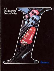 1984 RoadstarII Deluxe front-cover
