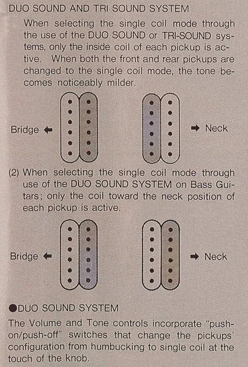 Duo sound explanation 1985