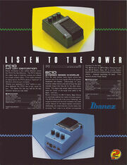 1986 Power effects front