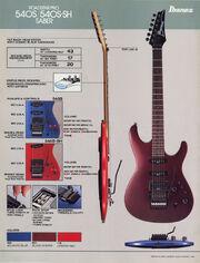1988 540S catalog p2