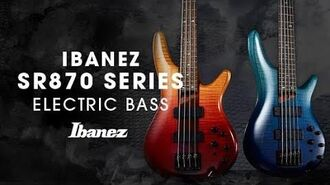 Ibanez SR870 Electric Bass