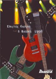 1998 EU GIO catalog cover