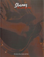 1999 USA acoustics front-cover