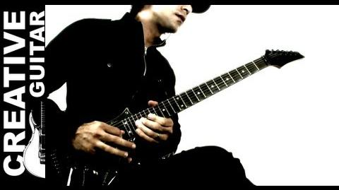 "Guitar Ballad Song- ""By the Edge of the Stream"" - Dallton Santos - Guitar Solo Instrumental Music"