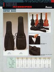 1987 accessories dealer sheet 3 front