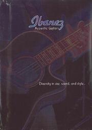 1999 Japan acoustics front-cover