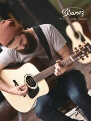 2011 USA acoustic catalog front-cover