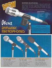 1977 Microphones front