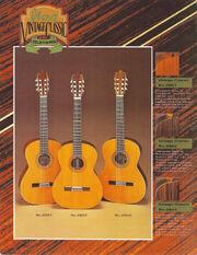 1977 Vintage Classic Guitars front