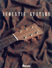 1991 Europe acoustics catalog front-cover