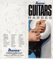 1990 USA catalog front-back cover