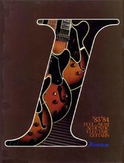 1983-84 Full Semi Acoustic Electric Guitars (German) front-cover