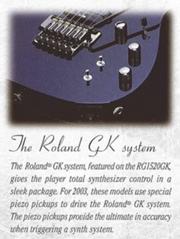 Controls RolandGK 2003-RG1520GK