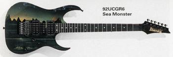 92UCGR6 Sea Monster