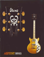 1974 Artist Series front-cover
