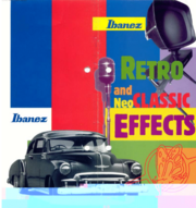 1996 Retro & NeoClassic effects front-back cover