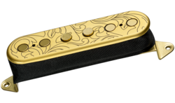DiMarzio UtoPIA middle gold