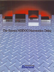 1984 HD1500 English front-cover