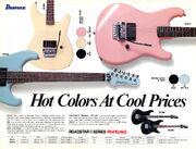1985 RoadstarII guitars