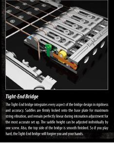 Tight-End cutaway