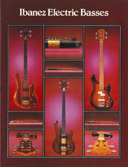 1980 Ibanez Electric Bass front-cover
