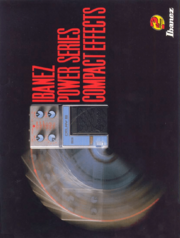 1988 Power series effects front-cover
