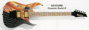 92UCGR8 Cosmic Swirl II