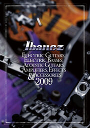 2009 Japan catalog front-cover