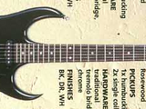 EX140 (1989–1991, basswood body)