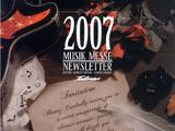 2007 Europe new product catalog