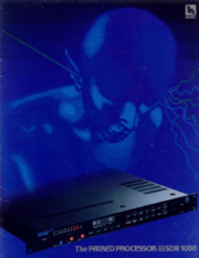 1986 SDR 1000 Paired Processor front-cover
