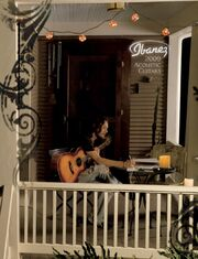 2009 USA acoustics catalog front-cover