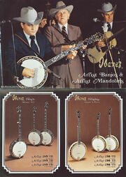 1977 Artist Banjos Artist Mandolins p1