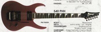 540PHH PM