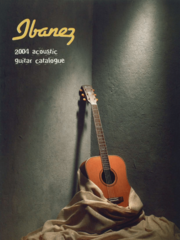 2004 Europe acoustics catalog front-cover