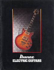 1981 Jan Ibanez catalog front-cover