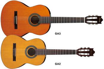 GA2-GA3 comparison