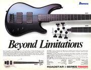 1985 RoadstarII bass RB885