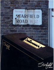 1989 Starfield Road Amplifiers front-cover