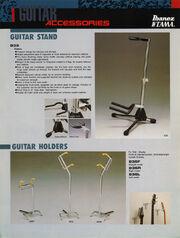 1987 accessories dealer sheet 2 front