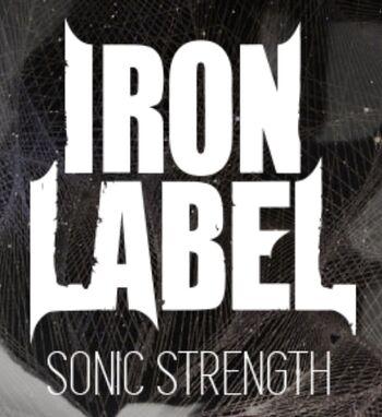 IronLabel logo