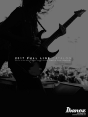 2017 Full Line catalog for NA front-cover